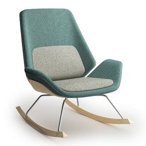 fulton rocking armchair hbf model