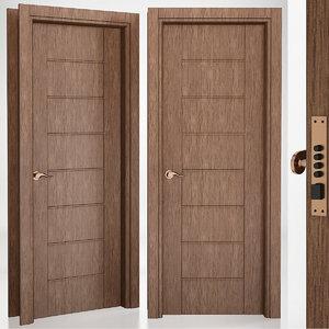 interior door model