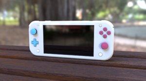 nintendo switch 3D