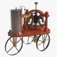 Early Electric Vehicle