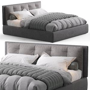 jesse bed maxim 3D model