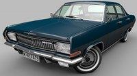 Opel Admiral 1964
