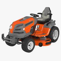 Husqvarna TS 354XD Garden Tractor