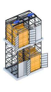- industrial lift model