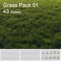 Grass collection vol01