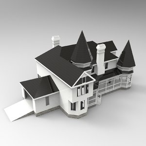victory house model