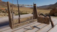 Western Weapons Game Assets Pack