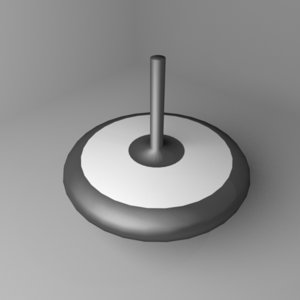 3D spinning 3