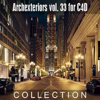 Archexteriors vol. 33 for C4D