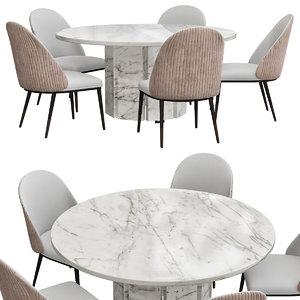 furniture wall 3D model