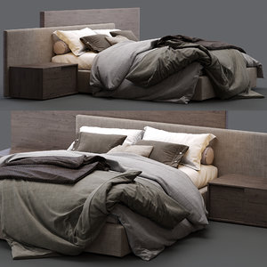 jesse bed mylove 3D