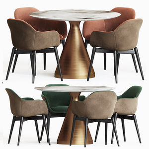 marelli dining chair model