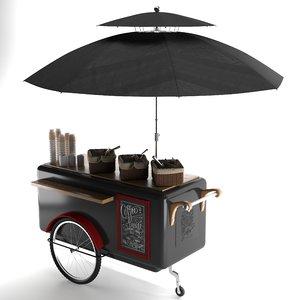 coffee bike 3D