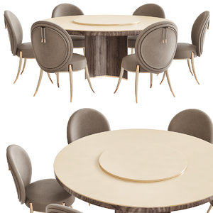 furniture dinning 3D model