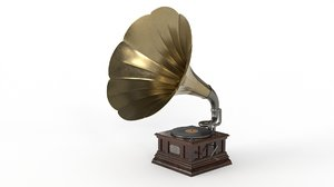 gramophone music device model