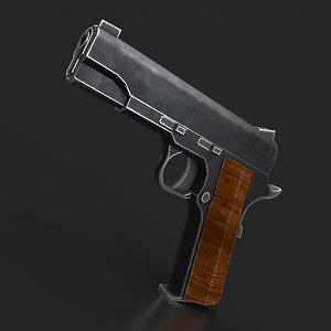 3D gun 1911