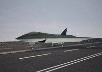 FA X61 war plane 1