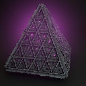 3D fictional sci-fi -