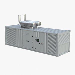 generator mobile unit model