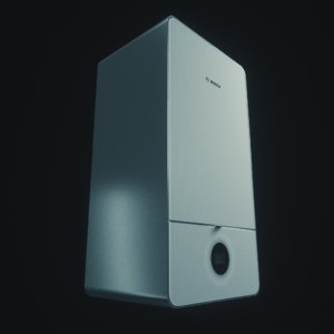 3D model ready bosch condens 7000i