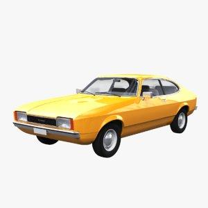 3D 1975 capri ii