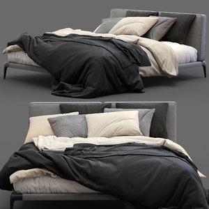 3D poliform bed park uno