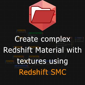 Cinema 4D Redshift SMC Alpha v0.2.0 Plugin