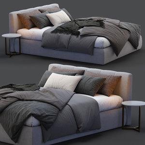 lema bed warp 3D model
