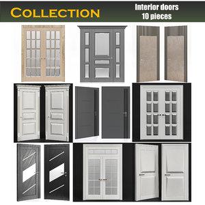 3D door architectural