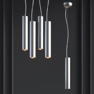 3D fixture lamp 1966-1p pendenti