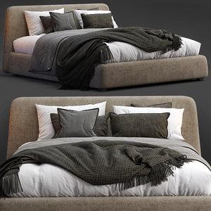 lecomfort bed calvin model
