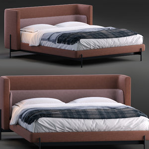 3D busnelli bed yume model