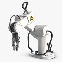 Laboratory Robot Manipulator