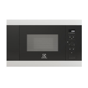 electrolux ems17176ow microwave 3D model