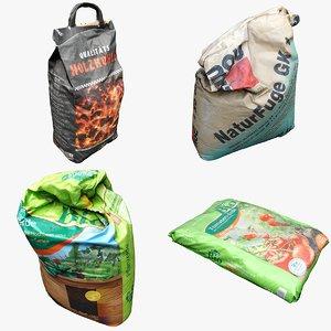 3D sack bag