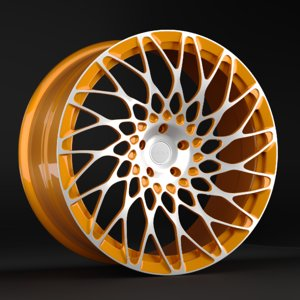 wheel pur rs09 3D model