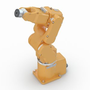 industrial robotic arm epson max