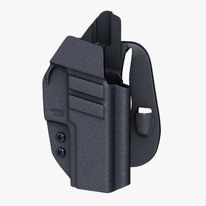 3D holster owb p320
