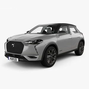 ds 3 crossback model