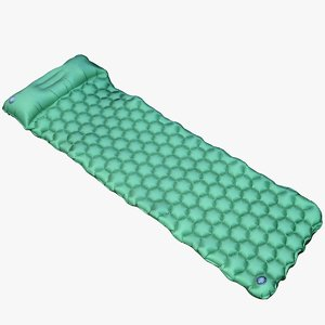 sleeping pad 3D model