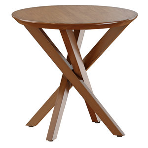 coffee table apex end 3D model