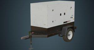 generator 3b 3D model