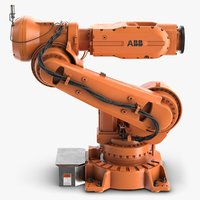 Industrial Robot IRB 6620