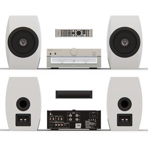 su-c700 speaker 3D model