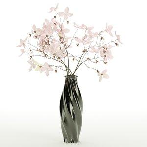 flower vase 3D