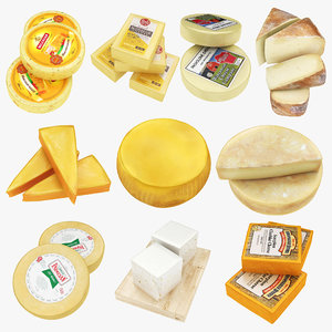 cheese 10 1 3D