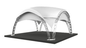 big arc tent fair model