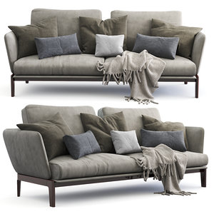 3D molteni c chelsea sofa