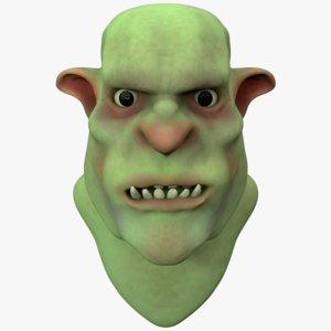 goblin games 3D model