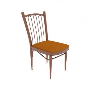 3D chairs restaurants